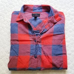 J. Crew button down shirt boy fit relaxed top 4